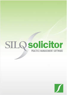 silq solicitor practice management software box